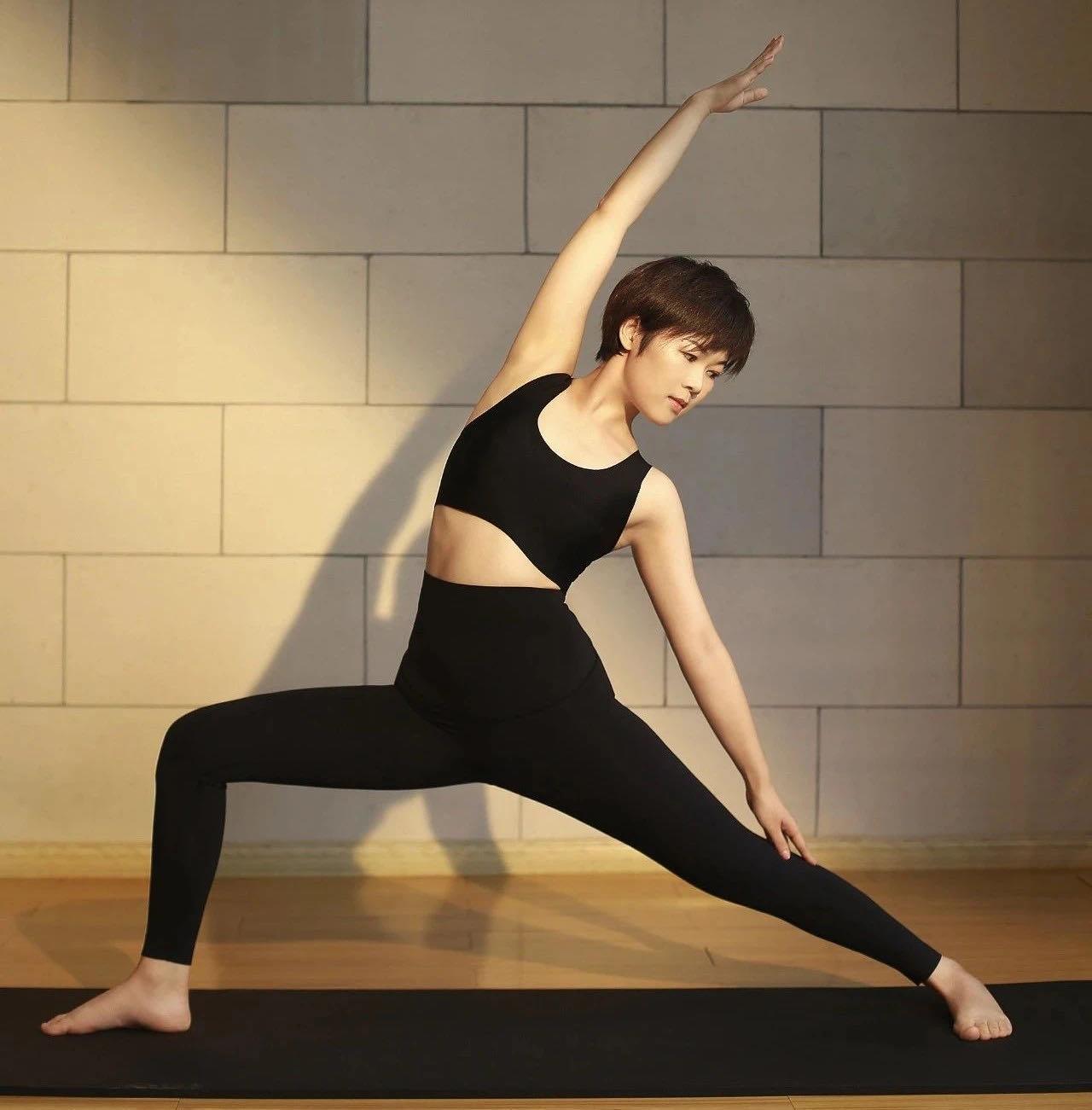 我的花匠高腰瑜伽裤